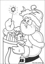 Dibujos de Navidad para colorear (253/365)