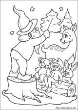 Dibujos de Navidad para colorear (259/365)