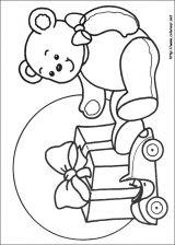 Dibujos de Navidad para colorear (288/365)