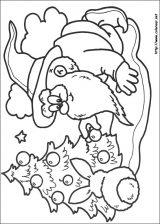 Dibujos de Navidad para colorear (289/365)