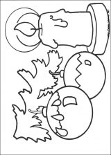 Dibujos de Navidad para colorear (291/365)