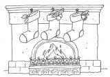 Dibujos de Navidad para colorear (299/365)