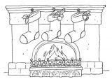 Dibujos de Navidad para colorear (301/365)
