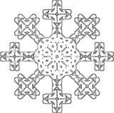 Dibujos de Navidad para colorear (325/365)
