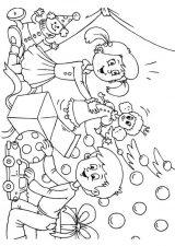 Dibujos de Navidad para colorear (330/365)