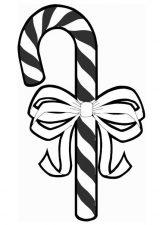 Dibujos de Navidad para colorear (336/365)