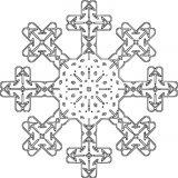 Dibujos de Navidad para colorear (363/365)