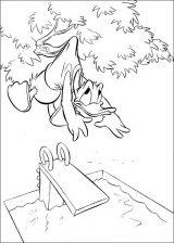 Pato Donald para colorear (1/60)