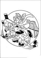 Pato Donald para colorear (5/60)