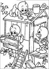 Pato Donald para colorear (26/60)