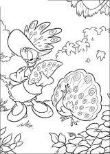 Pato Donald para colorear (60/60)