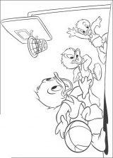 Dibujos para colorear del pato Donald (1/60)