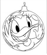 Dibujos para colorear del pato Donald (25/60)