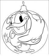 Dibujos para colorear del pato Donald (27/60)