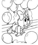 Dibujos para colorear del pato Donald (44/60)