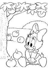 Donald para colorear (1/60)