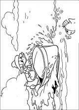 imagenes del pato Donald para colorear (22/48)