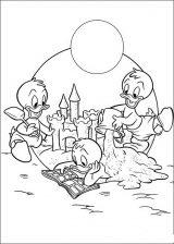 imagenes del pato Donald para colorear (26/48)