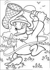imagenes del pato Donald para colorear (33/48)
