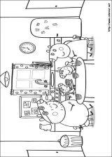 Dibujos de peppa pig para colorear (4/4)