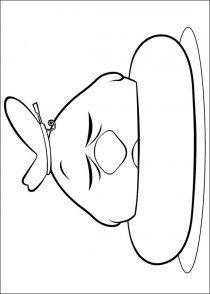 Dibujos de Pocoyo para colorear (14/21)