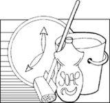 Útiles de aseo para colorear (21/76)