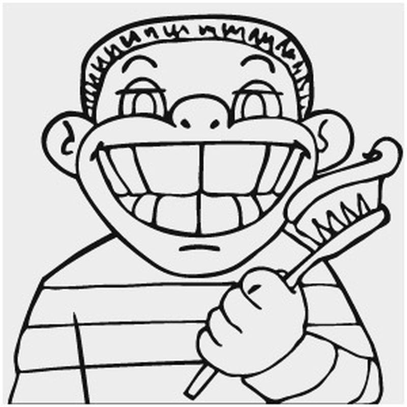 Dibujos Para Pintar De La Higiene Personal Imagenes De Aseo Personal
