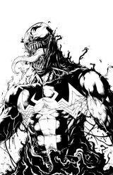 Venom para colorear (5/7)